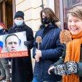 Meeleavaldus Navalnõi toetuseks