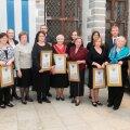 18. detsembril tunnustati raekojas Tallinna parimaid arste ja õdesid