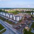 Kakumäe piirkonna kiirelt arenev arendus.