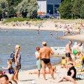 В конце недели Эстонию накроет 30-градусная жара