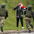 Ajalooline lipp on Valgevene võimudele kui punane rätik härjale