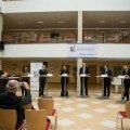 FOTOD ja VIDEO: Tipp-poliitikud vaidlesid haridusteemalisel debatil!