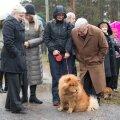 Linnapea avas täna Mustamäel koerte jalutusväljaku