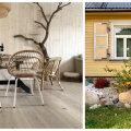APPI, me ostsime maja | Uus sein elutoas ja võsa asemele rajatud kiviktaimla