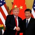 FOTOD | Trump ülistas Pekingis Xi'd ja Hiinat: meil on suurepärane keemia