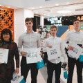 Ярмарка ученических фирм удивила жюри