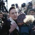 """""""Я начала создавать сюрреализм"""": арест Надежды Савченко в цитатах"""