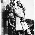 Heinrich Himmler ja Adolf Hitler