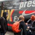 Peterburi portaal Fontanka: Lux Express võeti rajalt maha mõrase klaasi pärast