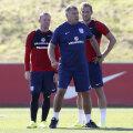 Wayne Rooney ja Harry Kane'i täpne roll Sam Allardyce'i käe all jääb veel kergeks mõistatuseks