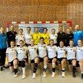 Eesti naiste käsipallikoondis