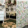 ДЕЛАЕМ САМИ │ Цветочная романтика: декорируем шкаф с помощью салфеток
