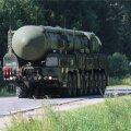 Ukraina julgeolekunõukogu: Venemaa harjutas õppuste Zapad lõpetuseks massilise tuumalöögi andmist