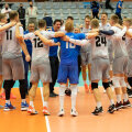 Eesti võrkpallikoondis.