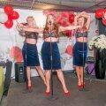 Butterfly lounge'is rokkis kuum neidudebänd La La Ladies!