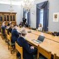 Muudatusettepanekud põhiseaduskomisjonis