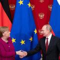 Диалог и красные линии: что Меркель скажет Путину и Зеленскому на прощание