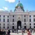 Viini linn turismihooajal