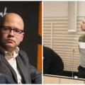 """Rahvusvahelise kaitseuuringute keskuse teadur Ivo Juurvee märkis, et Metsavase """"tööandja"""" GRU tahaks kindlasti teada, kuidas Deniss Metsavas (paremal)vahele jäi."""