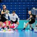 Käsipall Eesti vs Saksamaa