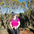 Loo autor ja tilluke Kilimanjaro kauguses
