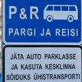 Urda raudteejaama lähedusse rajati Pargi ja Reisi süsteemi autoparklad