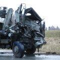 Vene saatkond hoiatab Eestisse saabuvaid turiste liiklusõnnetuste eest sõjaväesõidukitega, kaitseväe sõnul on tegu väärinfoga