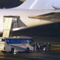 Jaapanis karantiinis olevalt ristluslaevalt evakueeriti kaks lennukitäit ameeriklasi