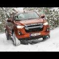 VIDEO   Proovisõit: Isuzu D-Max – võimekas tööauto ka kehvemal maastikul