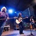 Üks sürreaalsemaid kontserdipäevi on tänavu 8. augustil, mil Antslas esineb ansambel Smokie (pildil kahe aasta eest Lohusalu sadamas) ja Kuressaares sama bändi ekslaulja Chris Norman.