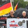 Saksamaa siseluure juht: põgenikevoolu tõttu radikaliseeruvad paremäärmuslased