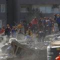 Число жертв землетрясения в Эгейском море выросло до 81