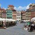 Varssavi vanalinn.