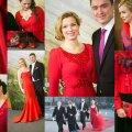 Punane oli eelmise aasta presidendi vastuvõtu külaliste kindel lemmikvärv.