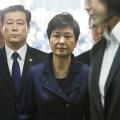 В Южной Корее арестовали бывшего президента страны по делу о коррупции