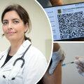 PÄEVA TEEMA | Karmen Joller: ärge muutke vaktsineerimispassi juriidiliseks dokumendiks, selle eesmärk on päästa elusid