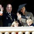 Kuninglik perekond 2018. aastal Monaco iseseisvuspäeval