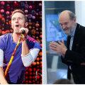 VIDEOD | Chris Martin avaldas, et Coldplay ühe loo juures mängis suurt rolli Arvo Pärdi looming