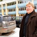 Vaatamata sellele,  et rubla  langus  on Vene turistide arvu kõvasti koomale tõmmanud, vaatab Värska sanatooriumi ja vee- keskuse  omanik Vello Saar lootus- rikkalt  tulevikku.