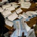 Valimiskomisjon: Zimbabwe valitsev erakond võitis valimistel parlamendis enamiku kohti