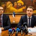 Sotsid: lähiajal selgub, millised protsessid saavad toimuma seoses koalitsioonilepingu avamisega