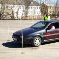 Seekord esikohale tulnud Roman Burkini Nissan tundub vigursõiduks lausa loodud olevat. Foto: Christofer-Mike Tasa