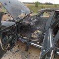 Sõiduauto põleng