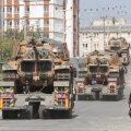 Türgi rahustavad tankid