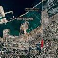 ENNE ja NÜÜD | Satelliidifotod paljastavad Beiruti plahvatuse põhjustatud hävingu