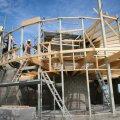 Mustvee 250-ruutmeetrise pinnaga ümmarguse sadamahoone ehitus maksab 1,1 miljonit eurot.