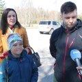 ВИДЕО | На достойном ли уровне в Эстонии отмечают День Победы? Нарвитяне считают, что — да! Но…