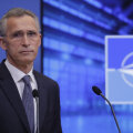NATO peasekretär Jens Stoltenberg