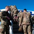 VIDEO | USA baasist asusid Lähis-Itta teele õhudessantväelased: me läheme sõtta, vennas
