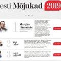 TOП-100: Самые влиятельные люди Эстонии 2019 года